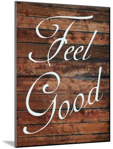 Feel Good-Sheldon Lewis-Mounted Art Print