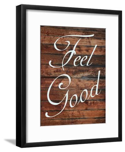 Feel Good-Sheldon Lewis-Framed Art Print