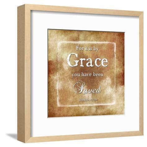 By Grace-Sheldon Lewis-Framed Art Print