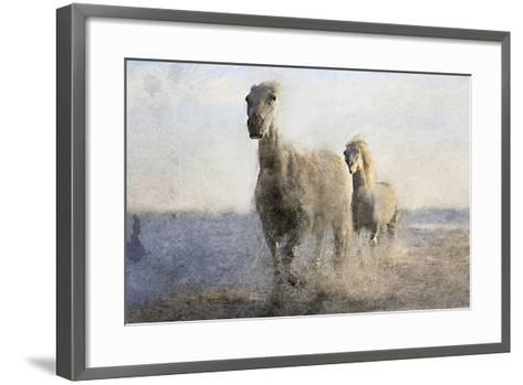 Running Free-Kimberly Allen-Framed Art Print
