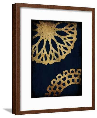 Indi Pattern-Sheldon Lewis-Framed Art Print