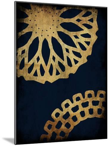 Indi Pattern-Sheldon Lewis-Mounted Art Print