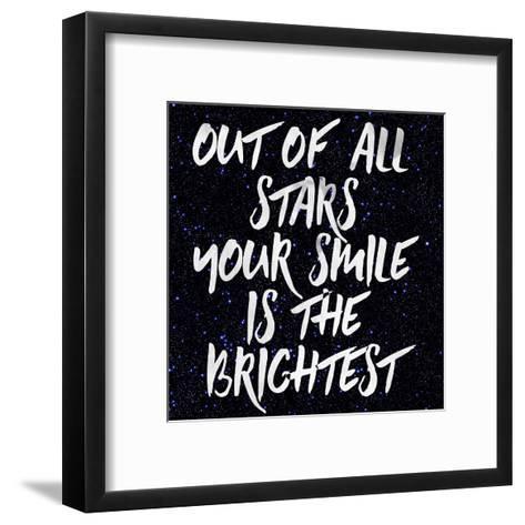 Your Smile-Jelena Matic-Framed Art Print