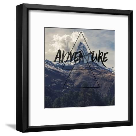 Adventure-Jelena Matic-Framed Art Print