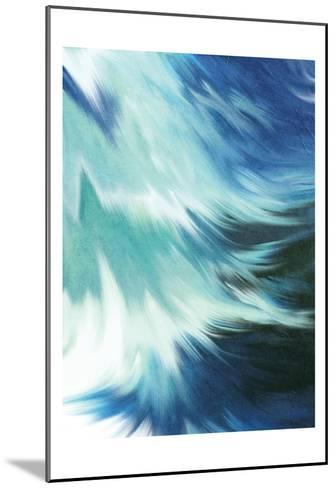 Blue Mood-Kimberly Allen-Mounted Art Print