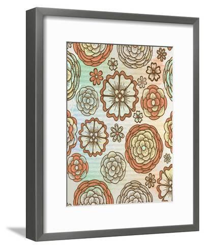 Joyful-Kimberly Allen-Framed Art Print