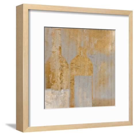 Aged Vino-Kimberly Allen-Framed Art Print