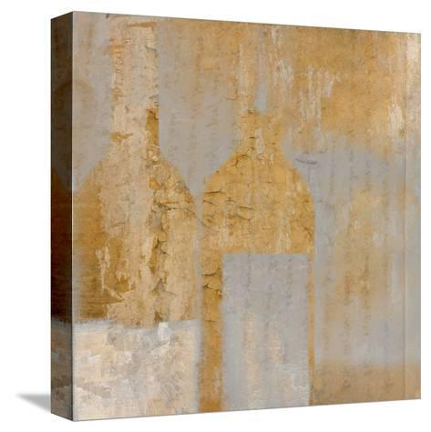 Aged Vino-Kimberly Allen-Stretched Canvas Print