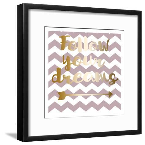 Follow Your Dreams-Jelena Matic-Framed Art Print