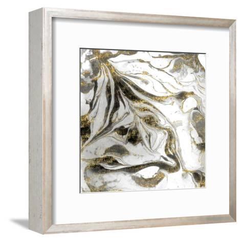 Rivers of Gold-Kimberly Allen-Framed Art Print