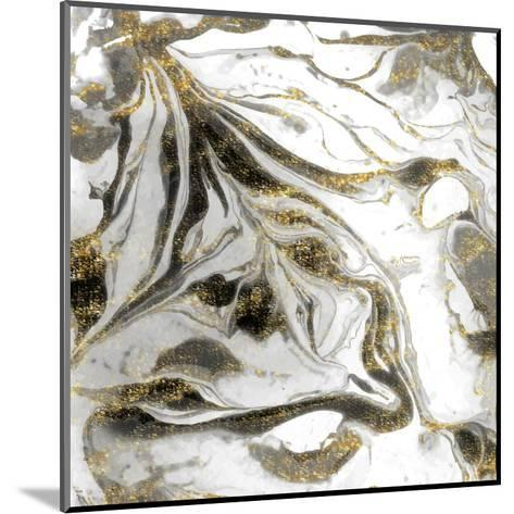 Rivers of Gold-Kimberly Allen-Mounted Art Print