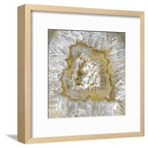 Burst of Gold-Kimberly Allen-Framed Art Print