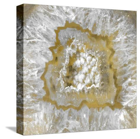 Burst of Gold-Kimberly Allen-Stretched Canvas Print