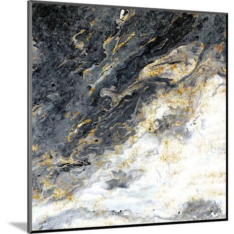 Gold Flecks Mood-Kimberly Allen-Mounted Art Print