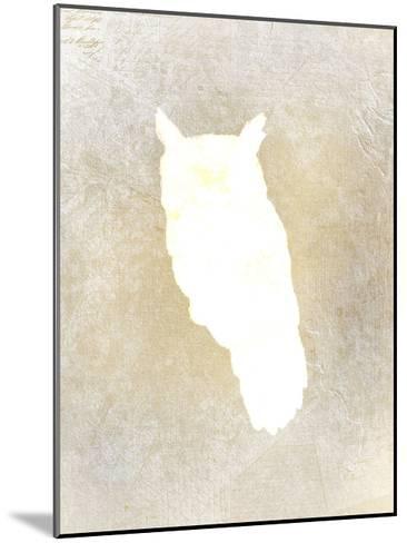 Forest Life 1-Kimberly Allen-Mounted Art Print