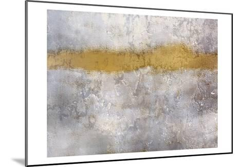 Streams of Gold-Kimberly Allen-Mounted Art Print