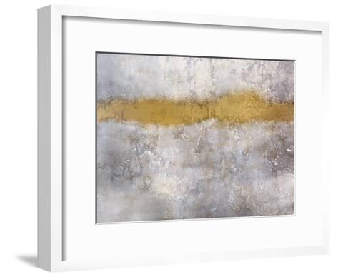 Streams of Gold-Kimberly Allen-Framed Art Print
