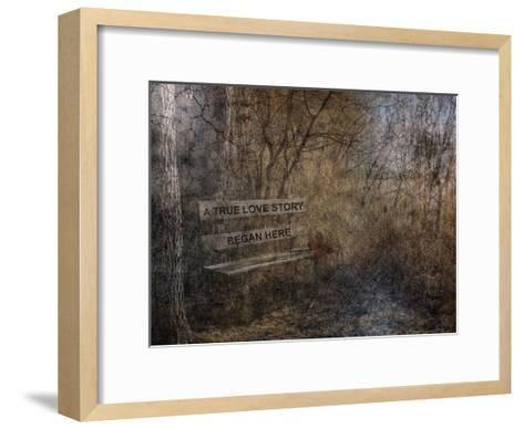 Our Secret Place-Sheldon Lewis-Framed Art Print