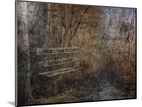 Our Secret Place-Sheldon Lewis-Mounted Art Print