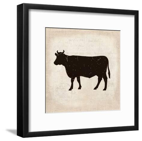 Country Day 1-Kimberly Allen-Framed Art Print