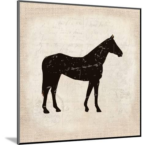 Country Day 4-Kimberly Allen-Mounted Art Print