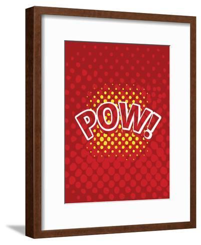Super 1-Kimberly Allen-Framed Art Print