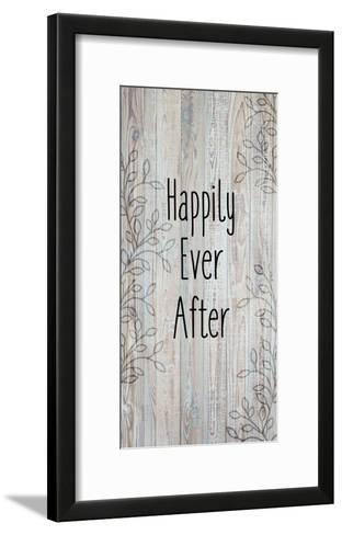 Happily Ever After C-Kimberly Allen-Framed Art Print