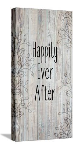 Happily Ever After C-Kimberly Allen-Stretched Canvas Print