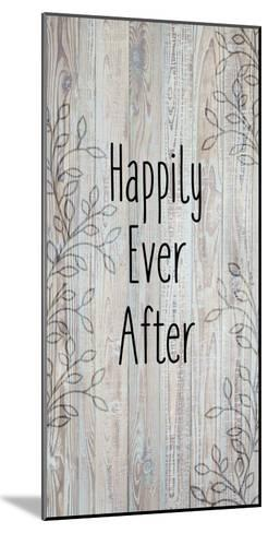 Happily Ever After C-Kimberly Allen-Mounted Art Print
