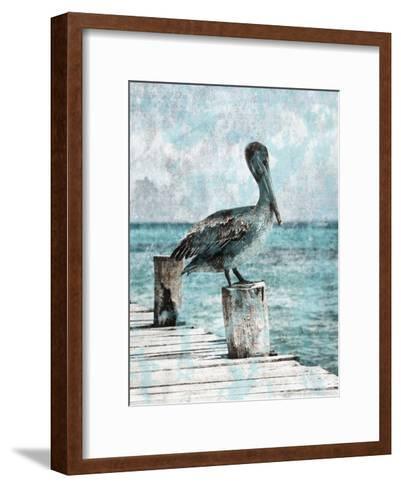 Coastal Pride-Sheldon Lewis-Framed Art Print
