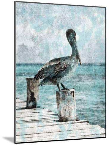 Coastal Pride-Sheldon Lewis-Mounted Art Print
