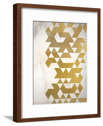 Space of Time-Kimberly Allen-Framed Art Print