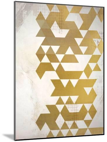 Space of Time-Kimberly Allen-Mounted Art Print