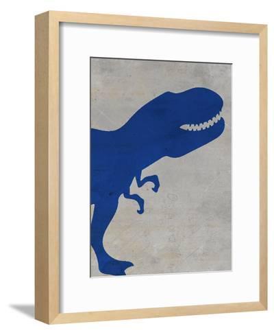 Rawr 1-Kimberly Allen-Framed Art Print