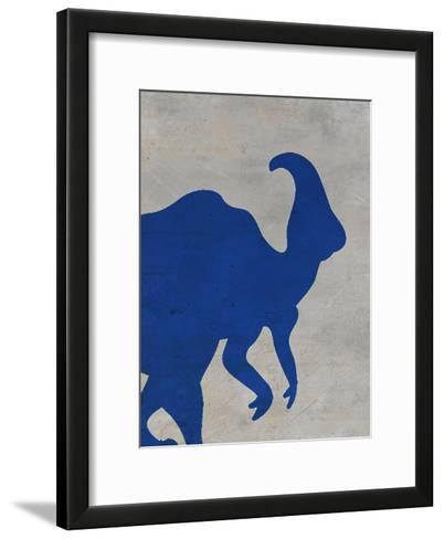 Rawr 3-Kimberly Allen-Framed Art Print