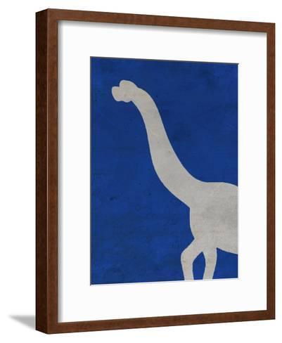 Rawr 4-Kimberly Allen-Framed Art Print