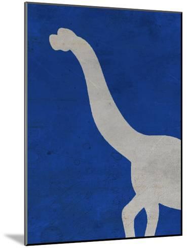 Rawr 4-Kimberly Allen-Mounted Art Print