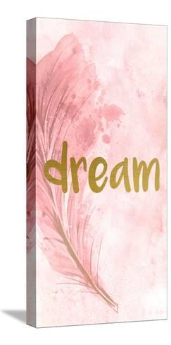 Dream Feathered-Kimberly Allen-Stretched Canvas Print