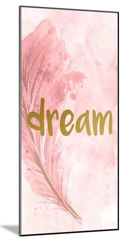 Dream Feathered-Kimberly Allen-Mounted Art Print