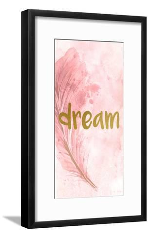 Dream Feathered-Kimberly Allen-Framed Art Print