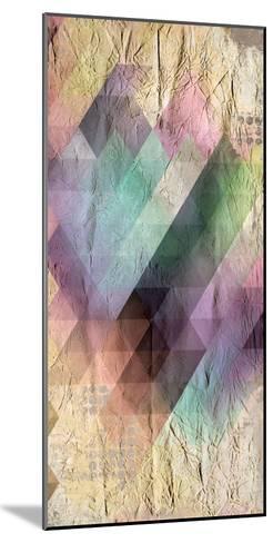 Color Code 1b-Kimberly Allen-Mounted Art Print