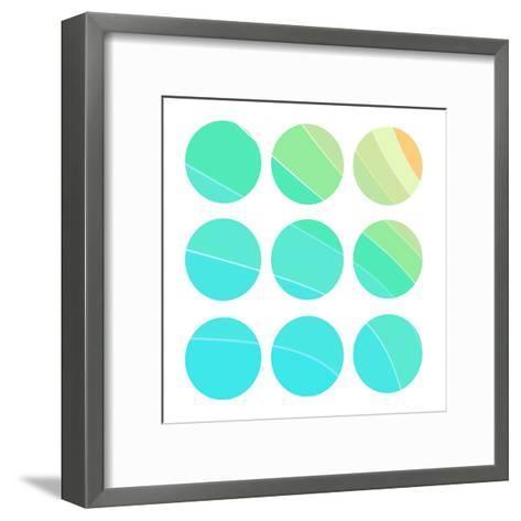 In Color 1-Kimberly Allen-Framed Art Print
