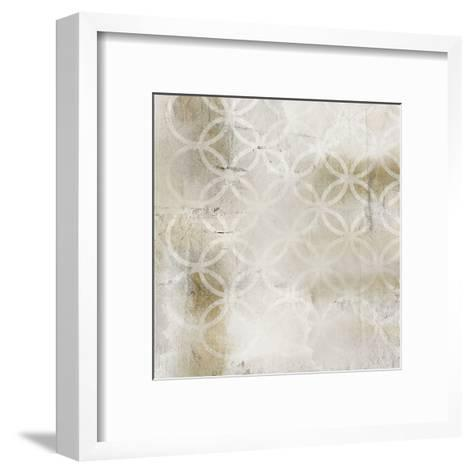 Geo 1-Kimberly Allen-Framed Art Print