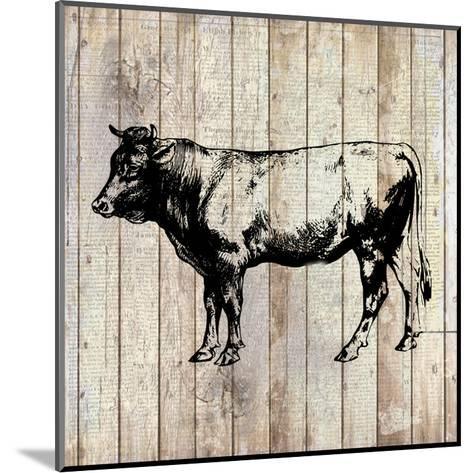 Farm Life 1-Kimberly Allen-Mounted Art Print