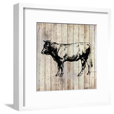 Farm Life 1-Kimberly Allen-Framed Art Print