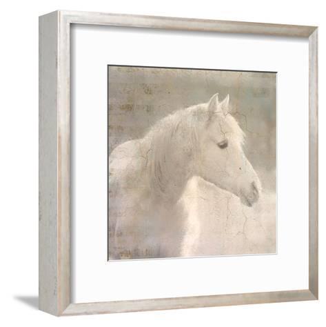White Knight-Kimberly Allen-Framed Art Print