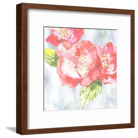 A Floral Tale 2-Sheldon Lewis-Framed Art Print