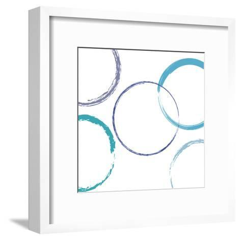 Circular Intent-Sheldon Lewis-Framed Art Print