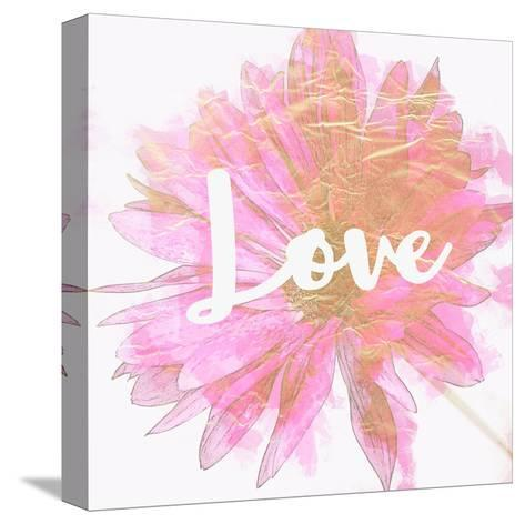Love Daisy-Taylor Greene-Stretched Canvas Print