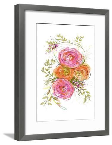 Peonies-Sarah Butcher-Framed Art Print